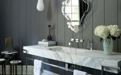 Łazienki w stylu Art Deco 9