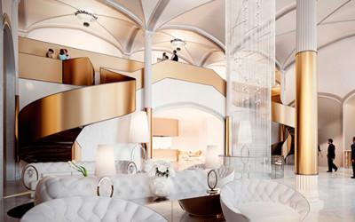 Luksusowy hotel w Pekinie