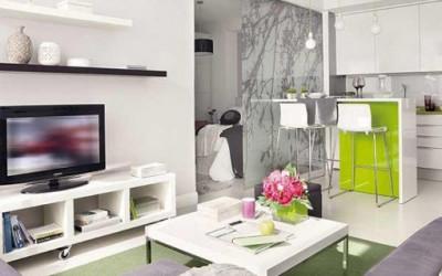 Mały apartament 1