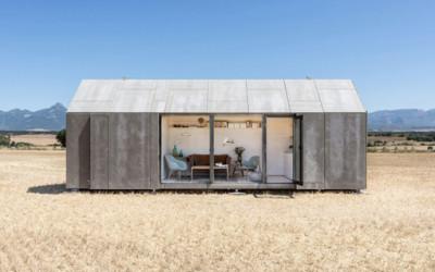 Mały dom dla obieżyświatów