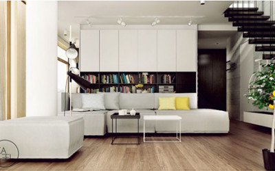 Mały elegancki apartament