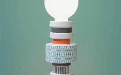 Mauretańskie lampy od Alessandro Zambelli