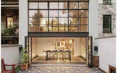 Metamorfoza domu na Brooklynie