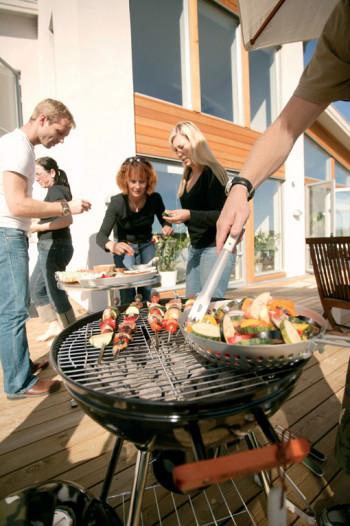 Mini grill i torba chłodząca Sagaform BBQ 2