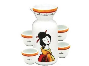 MSC zestaw sake