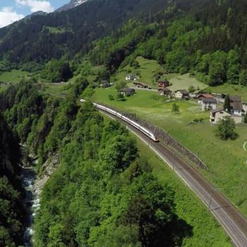 Najdłuższy tunel kolejowy świata