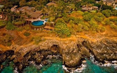 Niesamowity ośrodek wypoczynkowy na Hawajach