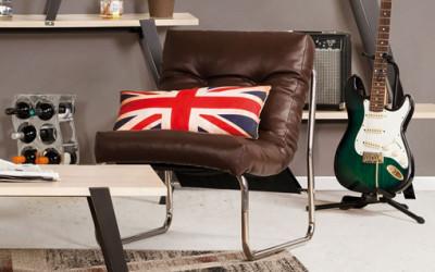 Niezwykle wygodny fotel Boudoir Kokoon Design