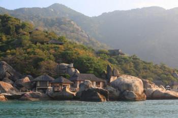 Ninh Van Bay Resort w Wietnamie