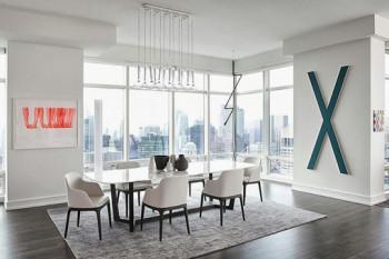 Nowoczesny apartament wg projektu Tary Benet