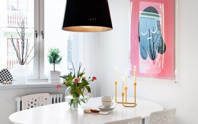 Nowoczesny dom w szwedzkim stylu