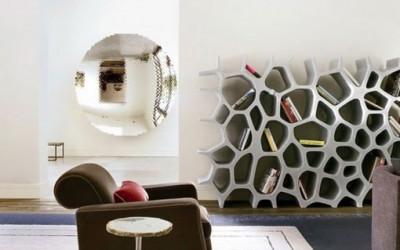 Nowoczesny dom z futurystycznymi detalami 9