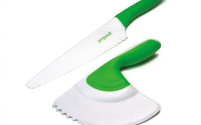 Noże do przygotowywania sałatek PREPARA Prep Set