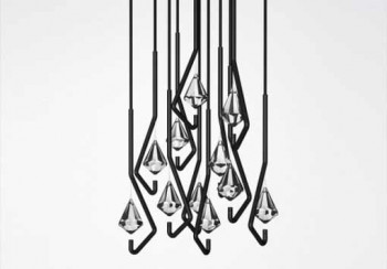 One Crystal Chandelier 1