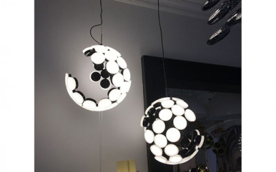 Oryginalna lampa wisząca Bozzo
