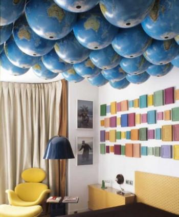 Paryski loft w stylu art deco 9