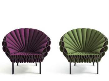Peacock Chair1