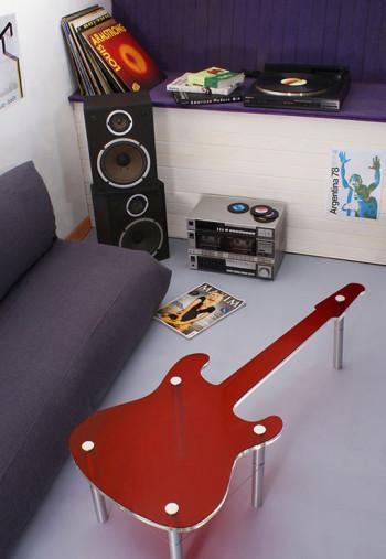 Pokój w stylu rock\'n\'roll