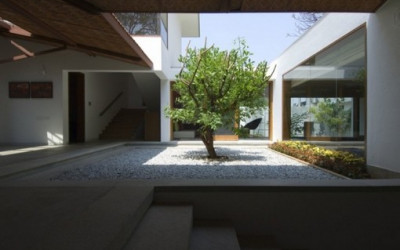 Pomysły na domowy dziedziniec