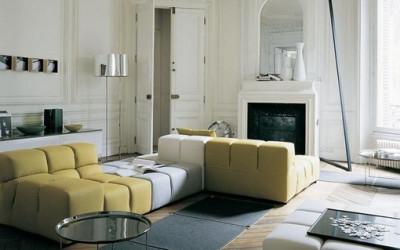 Pomysły na sofę od B&B Italia
