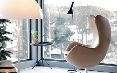 Popularne fotele Jajo