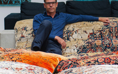 Projektant dywanów Jan Kath