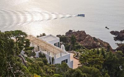 Przepiękna Villa Le Trident na Lazurowym Wybrzeżu