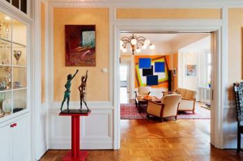 Przestronny apartament w Sztokholmie 10