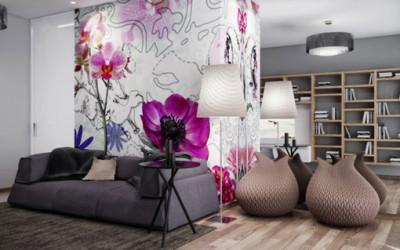 Przestronny i świetnie urządzony ukraiński apartament