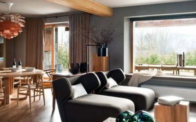 Przytulny dom w nowoczesnym stylu 9