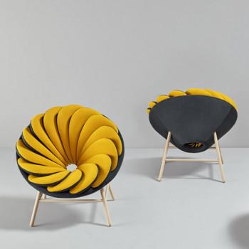 Ptak Kwezal w formie fotela? Dlaczego nie