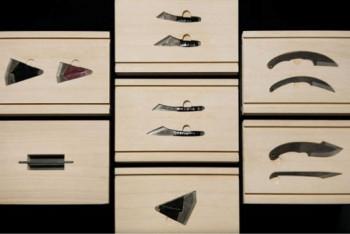 pudło na noże Hirosaki 1
