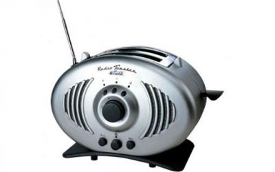 Radio z tosterem Ariete