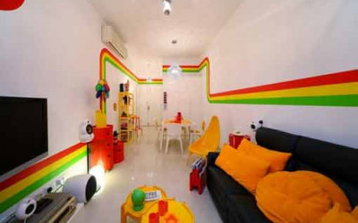 Rainbow House 10