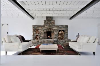 Rustykalny dom w romantycznym stylu 8