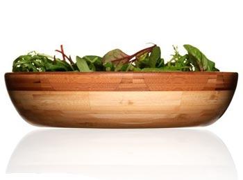 Sagaform Bamboo miska1
