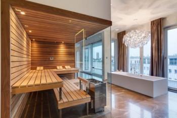 Sauna - pomysł na chłodne, zimowe wieczory