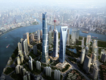 Shanghai Tower 2
