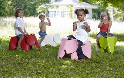 Słoniki do siedzenia