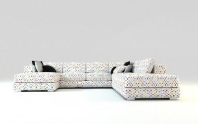 Sofa Louis Vuitton 3