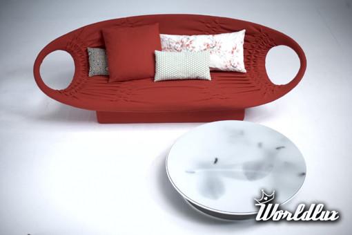 sofa smock
