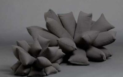 Sofa z poduszek 1