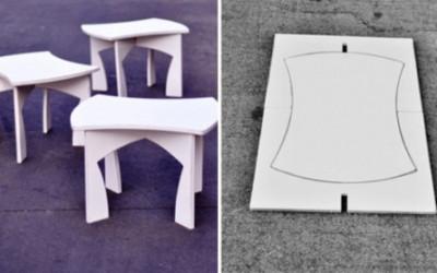 stół Bow Modular 1