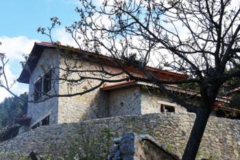 Stone House w Grecji