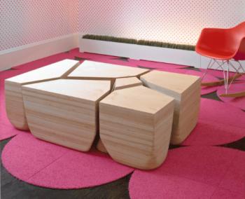 Stone Table, czyli puzzle w wersji XL