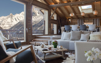 Styl Chalet czyli wnętrza w zimowym stylu