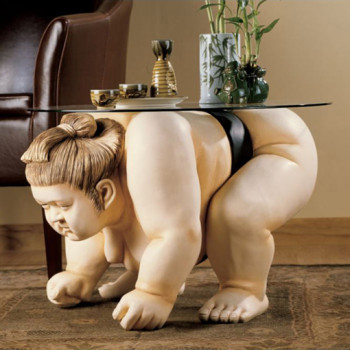 Sumo Wrestler Table 1