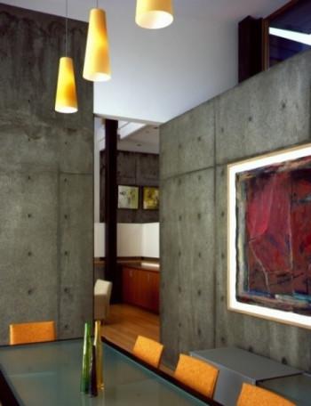 Surowe piękno betonu