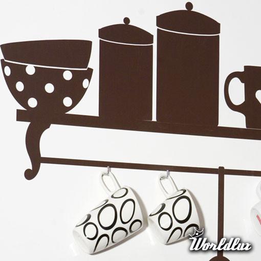 Oryginalne naklejki do kuchni naklejki na ciany staj for Pegatinas decorativas para azulejos cocina