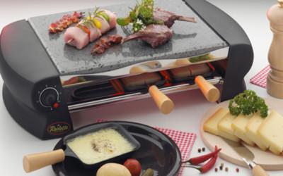 Urządzenie do raclette TTM Raclette SUISSE